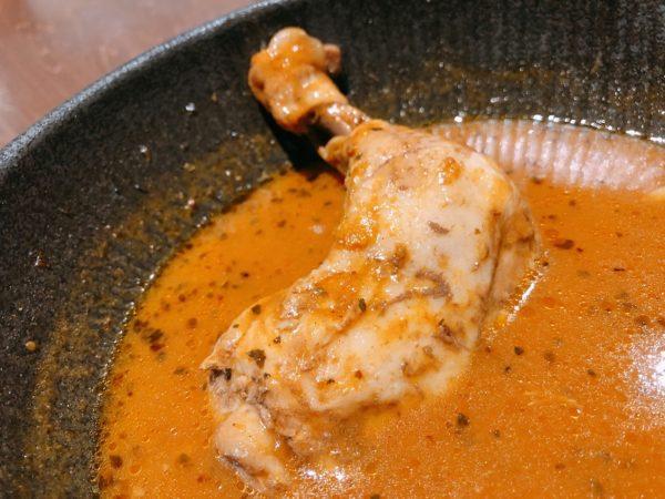 スープカレーラビチキン