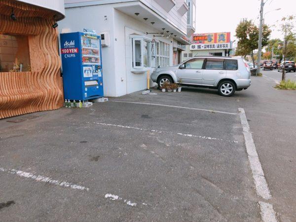 増田いなり駐車場