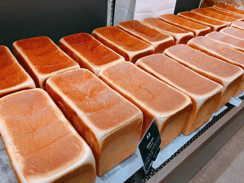 コープ高級角食パン
