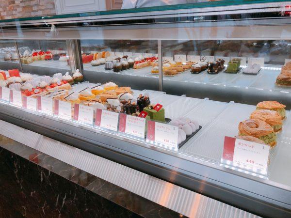 パティスリーフレール札幌ケーキ