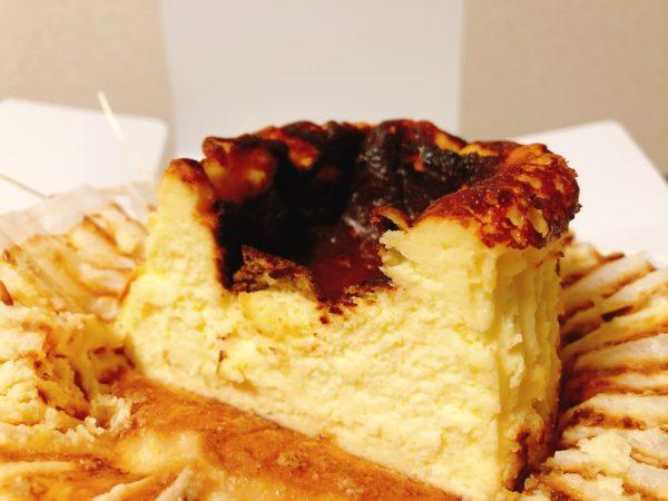 GOZOバスクチーズケーキ生地