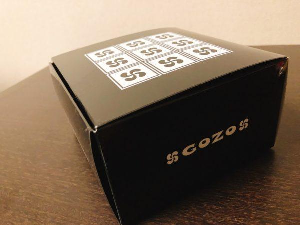GOZOバスクチーズケーキ箱