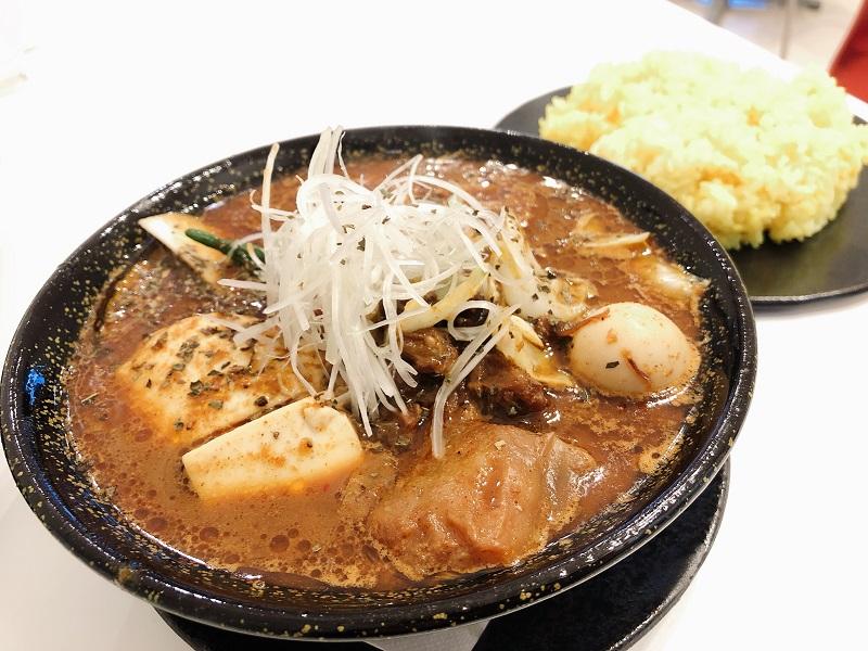 ポップタイガー札幌スープカレー