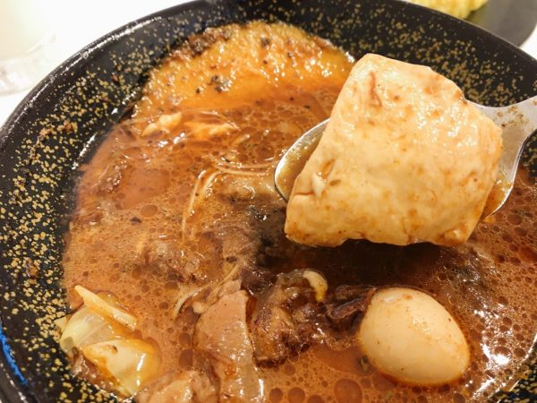 ポップタイガー札幌豆腐