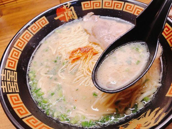 ラーメン一蘭スープ